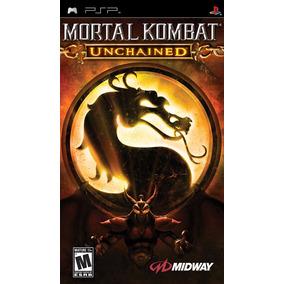Mortal Kombat: Unchained Original Lacrado - Psp