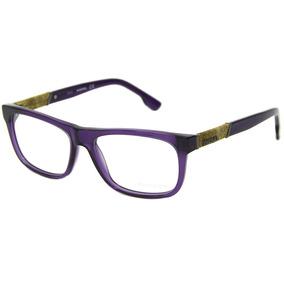 Armacao Oculos Feminino Diesel - Óculos no Mercado Livre Brasil 3ee853b698