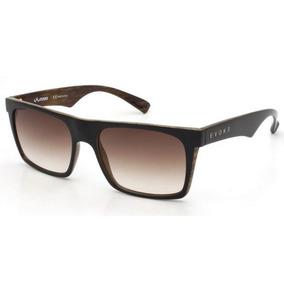 bf31eac2feeae Oculos De Sol Evoke Evk 15 Marrom    - Óculos no Mercado Livre Brasil