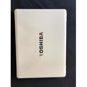 Notebook Toshiba 2009 Com Defeito
