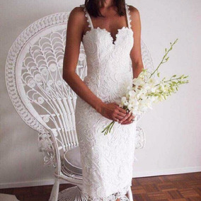 Vestido Novia Civil Patronato - Vestidos De novia Otros Largos de ... 02db38dc5d07