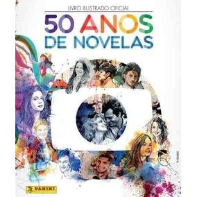 50 Anos De Novelas - 20 Figurinhas Por 10,00 - 0,50 Cada