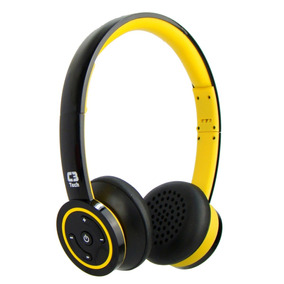 Fone Ouvido H-w955b Yl Bluetooth 3.0 Amarelo C3 Tech - 11031