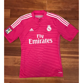 Camiseta Real Madrid Rosa - Camiseta del Real Madrid para Adultos en ... ca9945153a9de