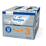 Nutrilon Profutura 3: Leche Formula Líquida 12 Bricks X1lt