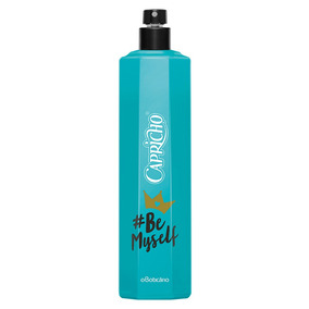 Capricho #bemyself Des. Colônia, 50ml
