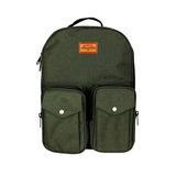 Mochila De Pesca Plano Backpack A-serie 414100 Com 5 Estojos
