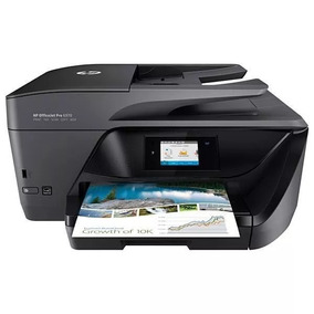Impressora Hp Multifuncional Officejet Pro 6970 Wide J7k34a