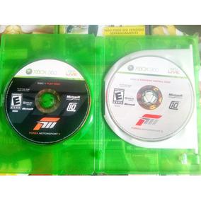 Game Forza Motorsport 3 Xbox 360 Original M. Física Barato