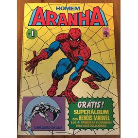 Coleção De Revistas Homem Aranha Completa - Abril Formatinho
