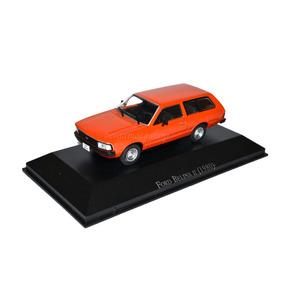 Miniatura Ford Belina Ii 1980 1:43 Carros Inesquecíveis Cib