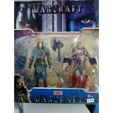 Muñecos Juguetes De Coleccion Pelicula Warcraft