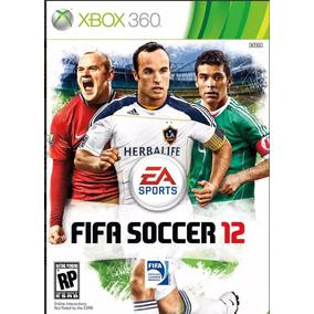 Fifa Soccer 12 Midia Fisica Xbox 360 (original)