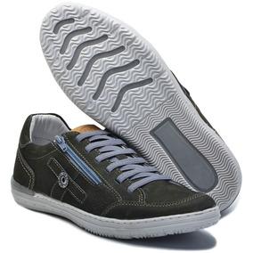 Sapato Masculino Couro Casual Conforto Bmbrasil 865
