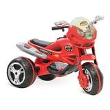 Moto Elétrica Bandeirante Super Moto Gt2 Turbo 12v