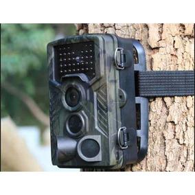 Câmera De Trilha Hc800a Visão Noturna Caça Ceva