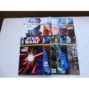 Star Wars Legends Nºs 0 A 10 + Capa Variante Nº 1! Panini!