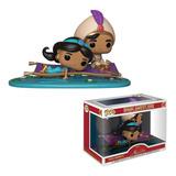 Funko Movie Moment Aladdin Magic Carpet Ride