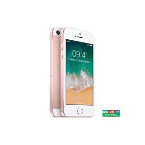Iphone Se Rose Gold 32gb + Lamina De Regalo