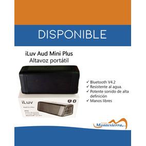 Altavoz Portatil Iluv Aud Mini Plus