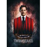 Twin Peaks As 3 Temporadas + Filme Dublado Leg+ Frete Grátis