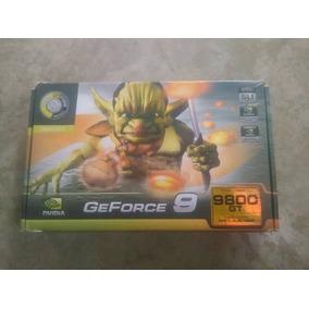 Tarjeta De Video Nvidia Geforce 9800 Gt Ddr3 1gb 256bit