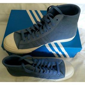 Kit Adidas Tenis - Adidas Azul aço no Mercado Livre Brasil 951384abc8545
