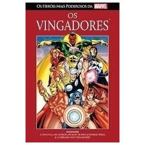 Salvat Marvel N°01 - Vingadores - Encadernado Especial