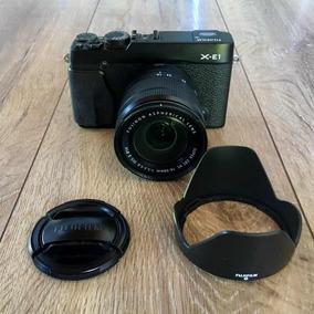Câmera Fotográfica Fujifilm X-e1 Completa (mirrorless)