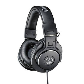 Fone De Ouvido Audio-technica Ath M30x Na Cheiro De Música