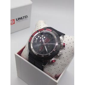 6c22422192b Marc Ecko (rinoceronte )relogio De Luxo - Relógios no Mercado Livre ...