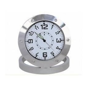 Relógio De Mesa Espião C/ Detecção De Movimento