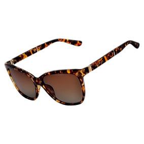 Óculos De Sol Feminino Casco Tartaruga Kallblack S020-a451 82f397e4e7