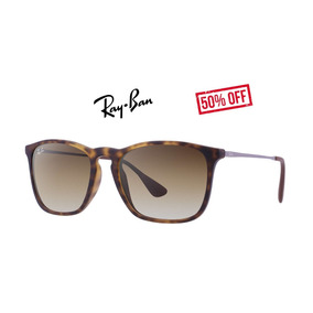 a732f238c Óculos Escuros De Sol Ray Ban Chris - Óculos no Mercado Livre Brasil