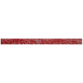 Guarda De Vidrio Piu Rosa China Roja 2,2x30 ( X 4 Unidades)