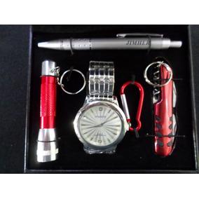 Reloj Deportivo Kit De 3 Piezas