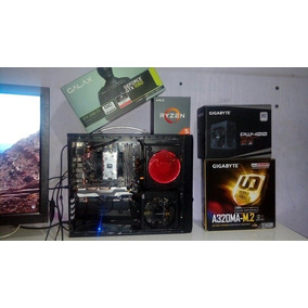 Pc Gamer Moba E Csgo 8gb Ddr4 Athlon 3.2 Com Apu