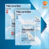La Nicotina De Nicorette Gum 2mg 200pzas