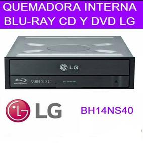 Unidad Quemador De Bluray, Dvd Y Cd Lg Nueva Con Garantia