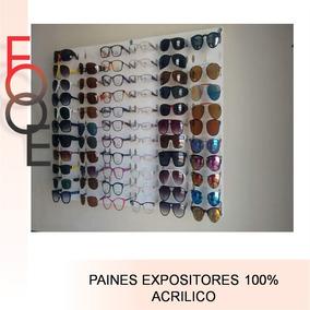 Expositor Em Acrilico Para Bolsas - Óculos no Mercado Livre Brasil 26225f959a