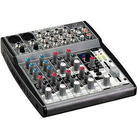 1002fx Mesa De Som / Mixer 10 Canais Xenyx 1002 Fx Behringer