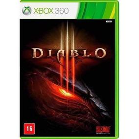 Diablo 3 - Xbox 360 Original Lacrado