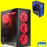 Computadora Pc Gamer Core I7 8700 8gb Gtx 1050ti 4gb I3 7