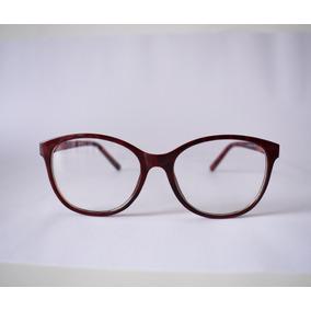 cae966a096e1d Oculos De Grau Vermelho Retro Armacoes - Óculos no Mercado Livre Brasil