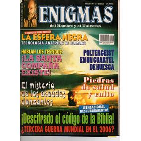 Revista Espanhola Enigmas, Ano 3, Nº 10, 1998