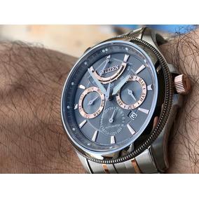 Relógio Citizen Signature Grand Classic Automatic Nb5006-59h