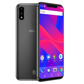 Smartphone Blu V Xi+ Dual Chip Tela 6.2 128gb Face Id