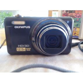 Camara Digital Olympus Vr-330 Como Nueva