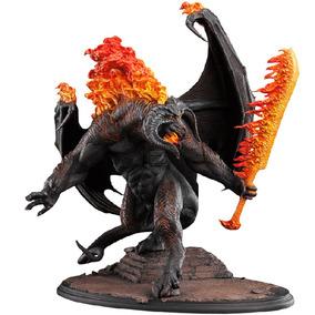 Lotr Balrog Demon Of Shadow - Statue - Weta #71373