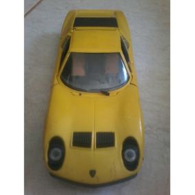 Miniatura Lamborghini Miura